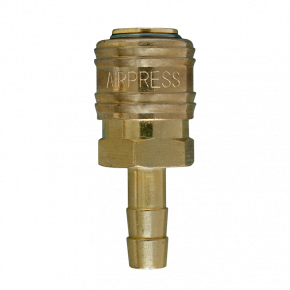 Quick coupling Euro 10 mm hose connection
