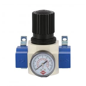 "Pressure reducing valve 1/4"" 15 bar"