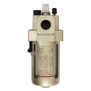"Oil Lubricator 1/2"" 10 bar"