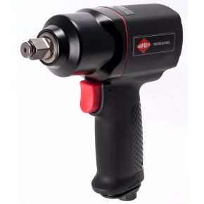 "Impact Wrench 624 Nm 1/2"" 624 l/min with plugin nipple"