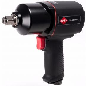 "Impact Wrench 1800 Nm 1/2"" 582 l/min with plugin nipple"