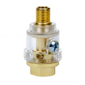 "Mini Oil Lubricator 1/4"" 10 bar"
