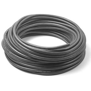 Air hose rubber 40 m 10 mm 15 bar