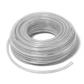 Air hose PVC 25 m 6 mm