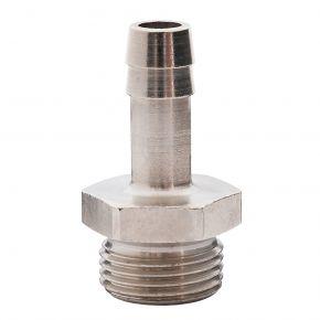 Air hose tail 8 mm x 3/8