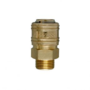 "Quick coupling Euro 1/4"" male"