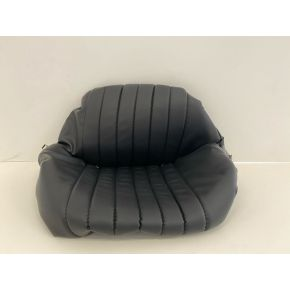 Hedo seat cover for Grammer seat Black 1 piece