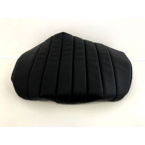 Hedo seat cover black for Grammer seats black 1 piece