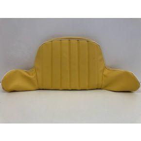 Hedo backseat cover yellow