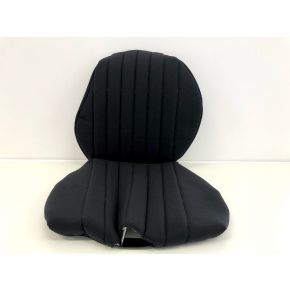 Hedo seat cover synthetic material PRIMO L/XL black 2 pieces
