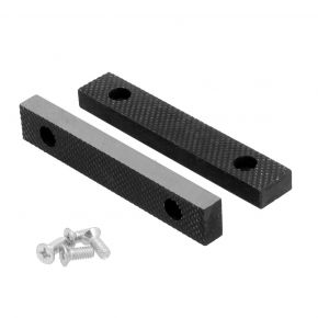 Jaws 125 mm replacement set with bolts for Swivel Vise 5