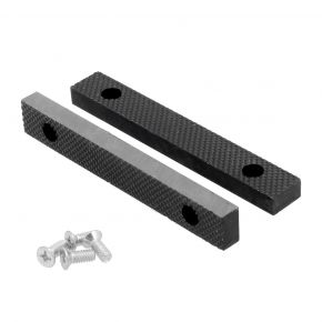 Jaws 150 mm replacement set with bolts for Swivel Vise 6