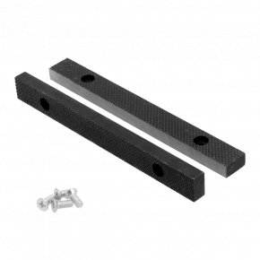 Jaws 200 mm replacement set with bolts for Swivel Vise 8