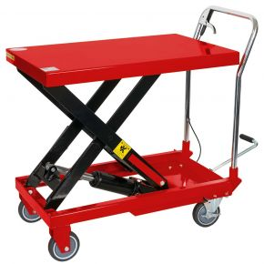 Mobile Hydraulic lifting table 150 kg