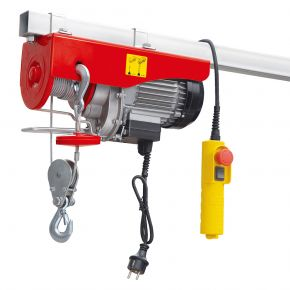 Electric cable hoist 495/999 kg