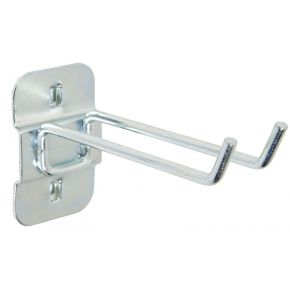 Double tool hook 20/75 mm