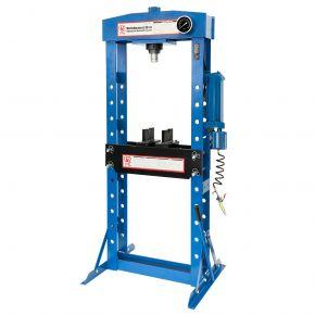 Pneumatic hydraulic press 30000 kg
