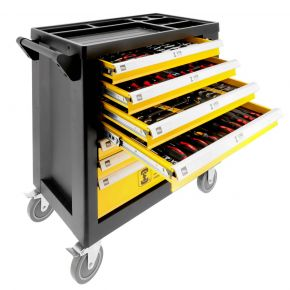 Tool trolley 246 pieces VRB