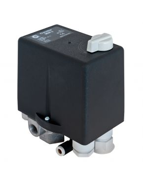 "Pressure switch with thermic relay 11 bar 1/2"" 6.3"