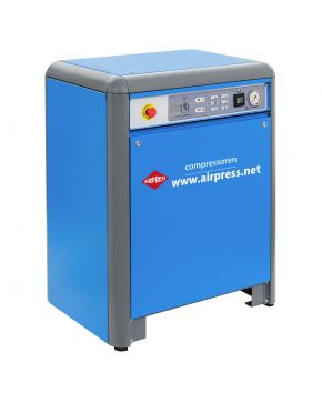 Silent Compressor APZ 600+ 10 bar 5.5 hp 555 l/min 3 l