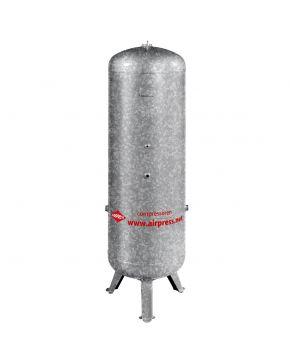 Compressed air 270 l 11 bar galvanized