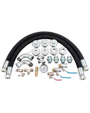 Installation kit 350/500 l 16 bar