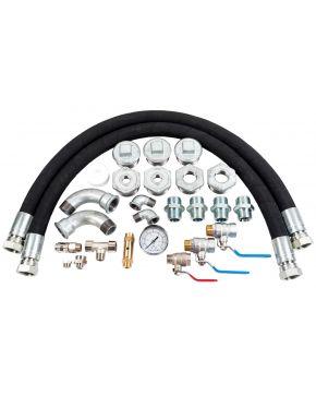 Installation kit 500 l 16 bar
