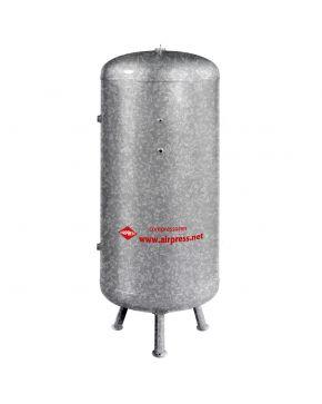 Air receiver 1500 l 12 bar galvanized