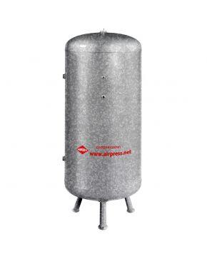 Air receiver 1500 l 16 bar galvanized