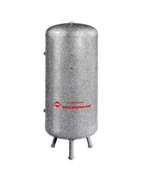 Air receiver 2000 l 12 bar galvanized