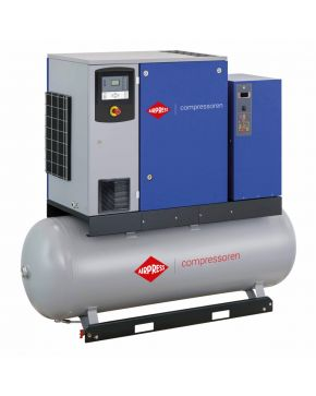 Screw Compressor APS20D Combi Dry Direct IVR 13 bar 20 hp 2290 l/min 500 l