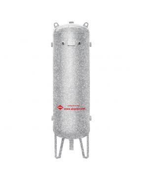 Air receiver 300 l vertical 11 bar galvanized