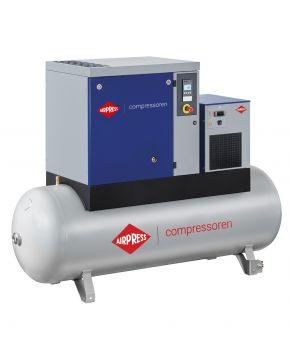 Screw Compressor APS 7.5 Basic Combi Dry 8 bar 7.5 hp 846 l/min 500 l