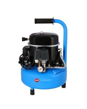 Silent air compressor L 9-75 8 bar 0.5 hp 60 l/min 9 l