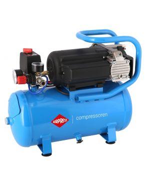 Silent oil free Compressor LMO 15-210 8 bar 0.75 hp 168 l/min 15 l