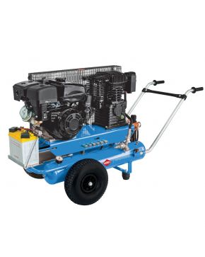 Mobile Compressor BM 17+17 10 bar 5.5 hp 2 x 17 l 450 l/min