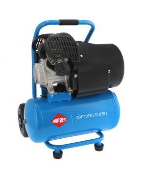 Compressor HL 425-24 8 bar 3 hp 314 l/min 24 l