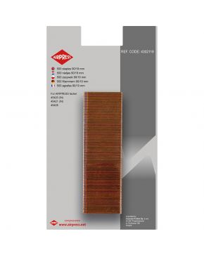 Staples type 90 19 mm 500 pieces