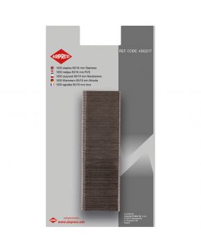 Staples type 80 16 mm 1000 pieces