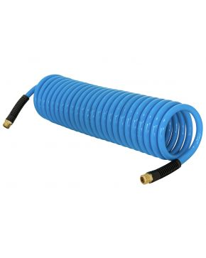 Spiral Air Hose 10 m 16 x 12 mm