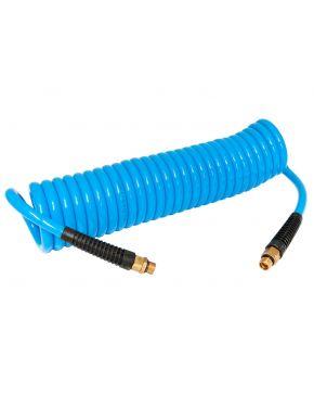 Spiral Air Hose 7.5 m 8 mm 12 bar