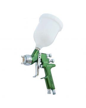 Paint spray pistol 2 bar 1.2 mm nozzle 600 ml cup
