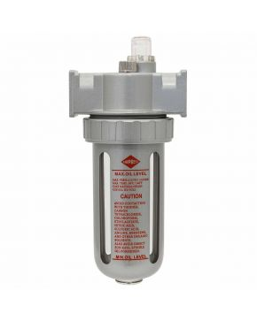 "Oil Lubricator 1/4"" 15 bar HD"