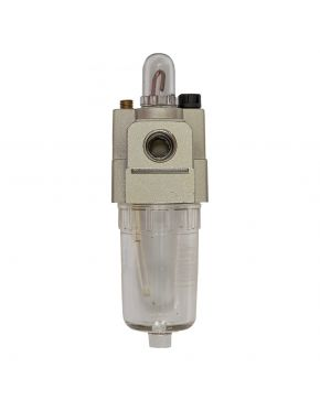 "Oil Lubricator 1/4"" 10 bar"