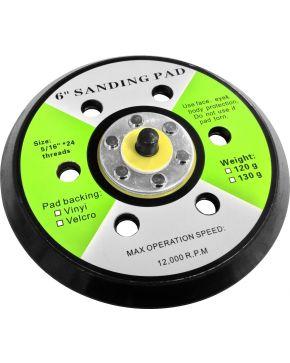 Sanding disc 150 mm 6 holes