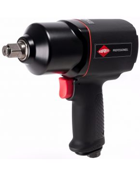"""Impact Wrench 1800 Nm 1/2"""" 582 l/min with plugin nipple"""