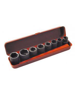 "Impact nut socket set 3/4"" inch sizes"