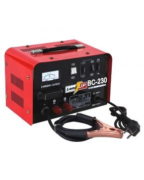Battery charger BC 230 12/24V with startup system