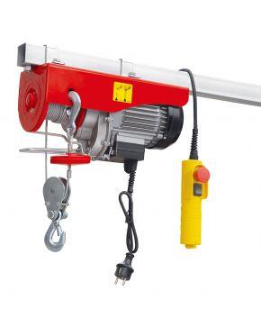 Electric cable hoist 495/999 kg