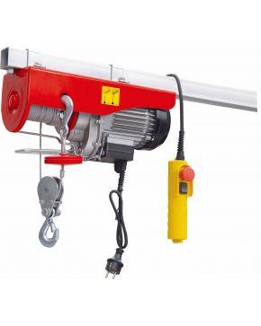 Electric cable hoist 400/800 kg